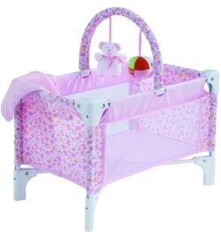 lit bebe univers poup es la boutique des poup es et des. Black Bedroom Furniture Sets. Home Design Ideas