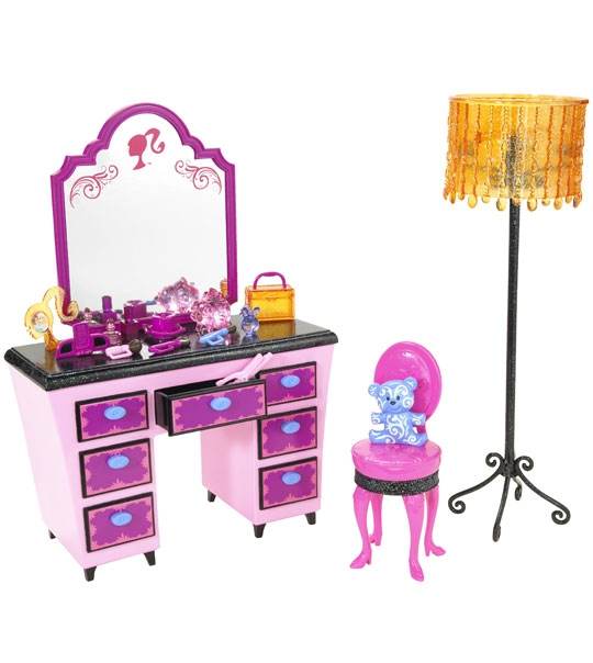 Mobilier coiffeuse