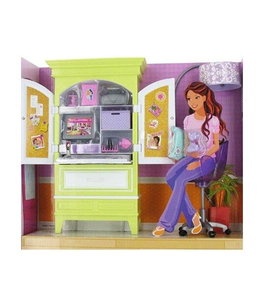 Impression De L Article Kit Mobilier Barbie Armoire High