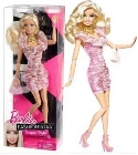 poupee Barbie Fashionistas Glam