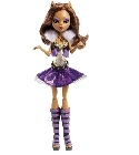 poupee Poupée Monster High Clawdeen Wolf hurlante