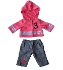 poupee Jean sweat mini poup�e de 21 cm