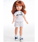 poupee Cristi supportrice Real Madrid