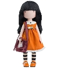 poupee Gorjuss i gave you my heart 32cm