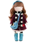 Gorjuss Little Foxes 32cm poupee