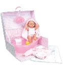 Coffret petit Câlin Bubble boy 28cm poupee