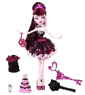 poupee Monster High Draculaura tenue de soir�e