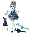 poupee Monster High Frankie Stein tenue de soirée